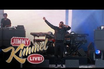 "Common Feat. Jhene Aiko ""Blak Majik (Jimmy Kimmel Live Performance)"" Video"