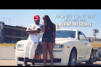 "BTS Of Ne-Yo & Jeezy's ""Money Can't Buy"" Video"
