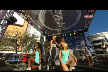 "Iggy Azalea Performs ""Fancy"" At 2014 ESPY's"