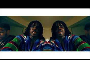 "Chief Keef Feat. Justo & Tadoe ""Gucci Gang"" Video"