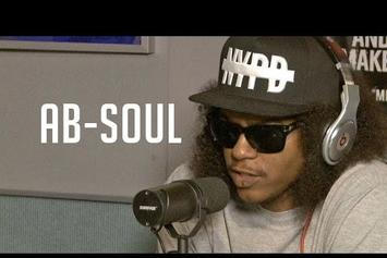 Ab-Soul On Hot 97 Morning Show Interview