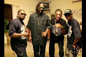 "Snoop Dogg Feat. Daz Dillinger ""We'll Miss U (Uncle June Bugg Tribute)"""