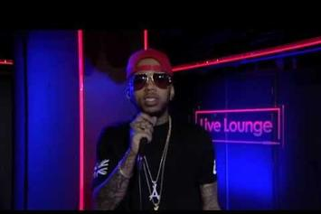 """Kid Ink """"Covers Snoop Dogg's """"Gin & Juice"""" on BBC 1Xtra"""" Video"""