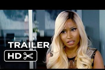 "Nicki Minaj Appears In ""The Other Woman"" Trailer"
