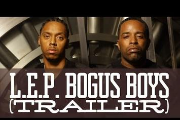 "L.E.P. Bogus Boys ""Don't Feed Da Killaz 4"" Trailer Video"