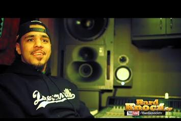 "J. Cole Breaks Down ""Rich Niggaz"""
