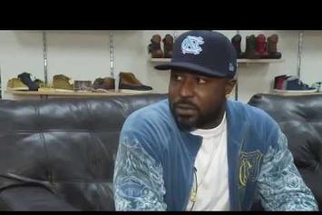 Young Buck's First Post-Prison Interview