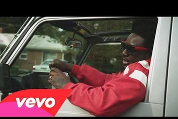 "T-Pain Feat. B.o.B ""Up Down (Do This All Day)"" Video"