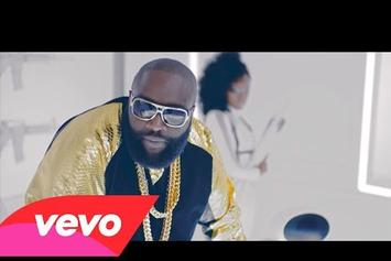 "Rick Ross Feat. Future ""No Games"" Video"