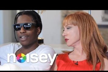 ASAP Rocky & Kathy Griffin Go Back & Forth (Part 2)