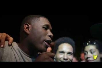 "Jay Electronica ""Wanted ""Control"" For His LP"" Video"