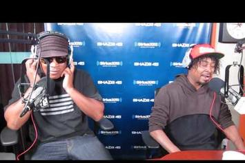 "Danny Brown ""Sway In The Morning Freestyle"" Video"