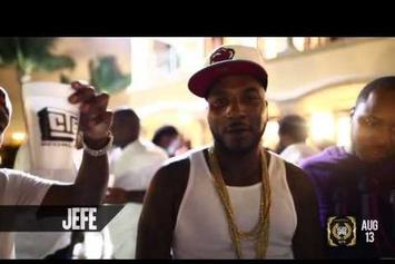 "Young Jeezy Feat. YG, Doughboyz Cashout ""CTE World: #BYLUG VLOG #1"" Video"