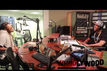 """2 Chainz """"Interview With DJ Whoo Kid"""" Video"""