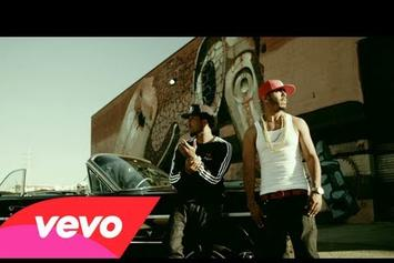 """Marques Houston Feat. Problem """"Give Your Love A Try"""" Video"""