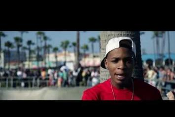 """Young Sam Feat. AD """"Word Around Town """" Video"""