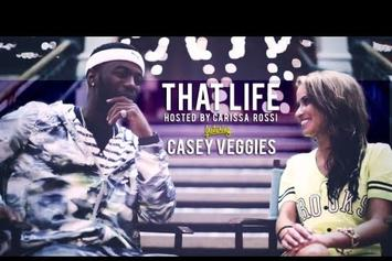 "Casey Veggies ""Talks New Album, Touring With Travi$ Scott, & ""Yeezus"""" Video"