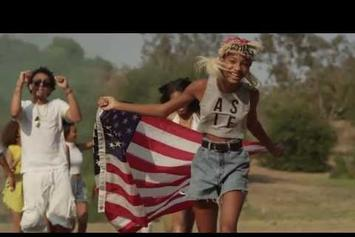 "Willow Smith ""Summer Fling"" Video"