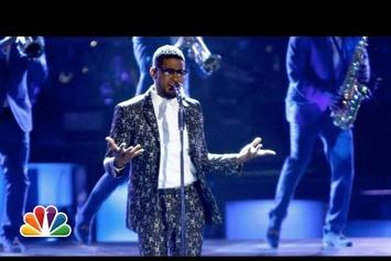 """Usher """"Performs """"Twisted"""" (Live On The Voice)"""" Video"""