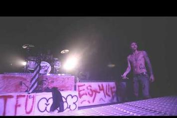 "Machine Gun Kelly ""Black Flag - Operation: Scream "" Video"