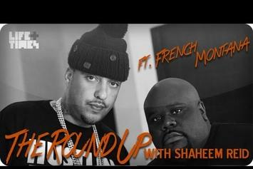 """French Montana """"Talks Moving To U.S., His Come-Up & More"""" Video"""