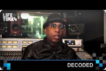 "Talib Kweli ""Breaks Down ""Get By"""" Video"