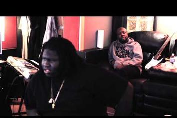 """Wyclef Jean """"In The Studio With Young Chop"""" Video"""