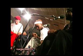 "Eminem Feat. D12 ""Backstage Freestyle In London (Vintage Footage)"" Video"