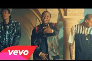 "Sean Kingston Feat. Chris Brown & Wiz Khalifa ""Beat It"" Video"