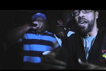 "Redman Feat. Street Life, Mathematics, Mr. Cream, Ready Rock & Eyes Low ""Boiler Room Freestyle "" Video"