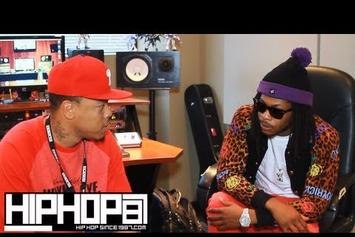 """Cash Out """"Talks New Single With Future, Working With Pharrell"""" Video"""