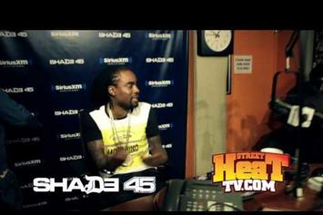 "Wale ""Fa We We (In-Studio Performance)"" Video"