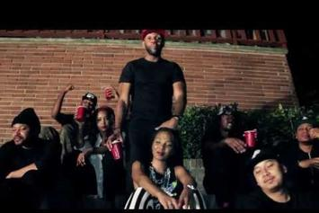 "Bobby Creekwater ""Clear (Freestyle)"" Video"