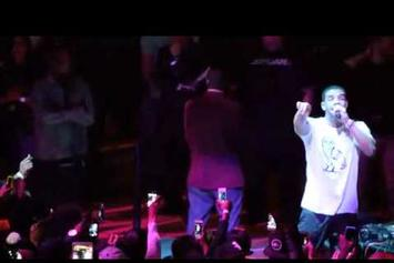 """Drake """"First Barclays Center Performance """" Video"""