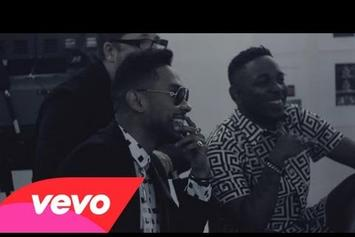 """Miguel Feat. Kendrick Lamar - BTS Of """"How Many Drinks (Remix)"""""""