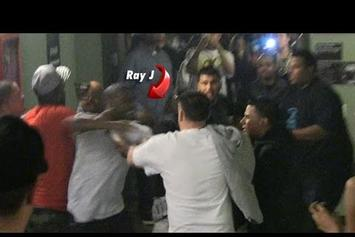 """Ray J """"Gets Into Fight With Women After Hurling Insult"""" Video"""