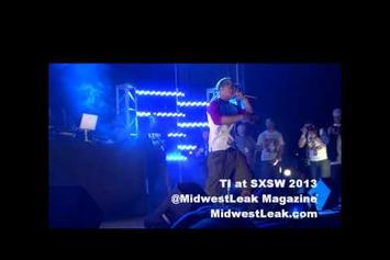"T.I. ""Blasts TMZ Live At SXSW"" Video"