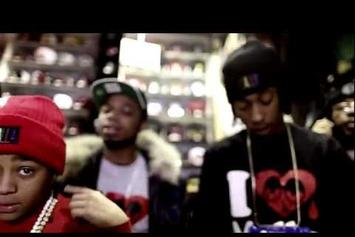 "DJ Victoriouz Feat. Twista & Lil Mouse ""Cash Out"" Video"