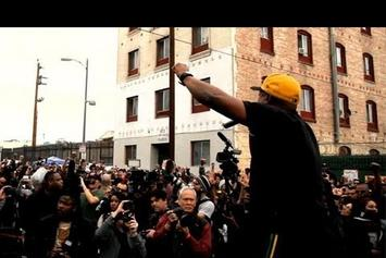 """Public Enemy Feat. Brother Ali """"Get Up Stand Up"""" Video"""