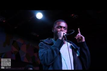 "GZA ""Performs ""Crash Your Crew"" Live At Converse Rubber Tracks"" Video"