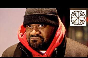 "Ghostface Killah ""Talks Upcoming Projects, Possibility Of Wu-Tang Album"" Video"