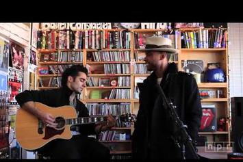 "Miguel ""NPR Music Tiny Desk Concert"" Video"