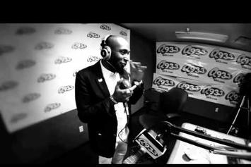 "Yasiin Bey (Mos Def) Feat. Mannie Fresh ""Recording ""OMFGOD"""" Video"