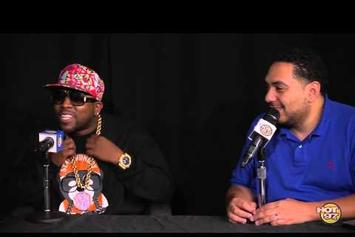 "Big Boi ""Talks On Andre 3000 & His Album"" Video"