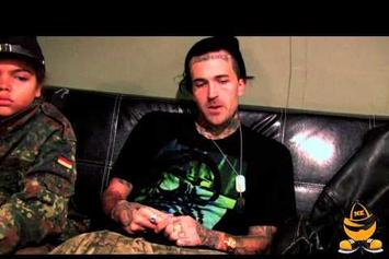 "Yelawolf ""Talks Next Album, Working With Eminem"" Video"