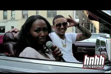 "Kirko Bangz Feat. French Montana """"Walk On Green"" *HD* Exclusive HNHH Behind-The-Scenes"" Video"