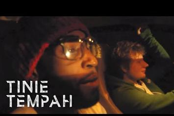 "Tinie Tempah ""The Motto (Freestyle)"" Video"