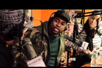 "David Banner ""Responds to V-Nasty on Sway In The Morning (Pt. 1)"" Video"
