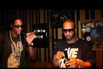 "Juicy J Feat. 2 Chainz ""Oh Well"" Video"