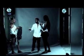 """Bobby V Feat. Cyhi Da Prynce """"Outfit"""" Video"""